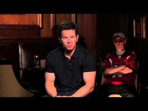 Mark Wahlberg Shouts Out The Falcons While Possibly Being Haunt…