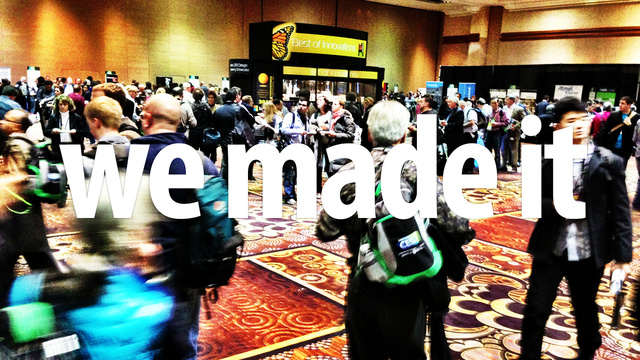 Click here to read We Would Not Have Survived CES Without This Gear