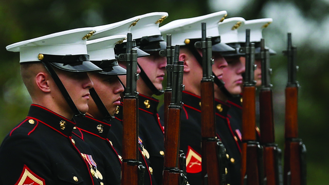 Marines Order Military Spouse Clubs to Allow Gay Husbands and Wives