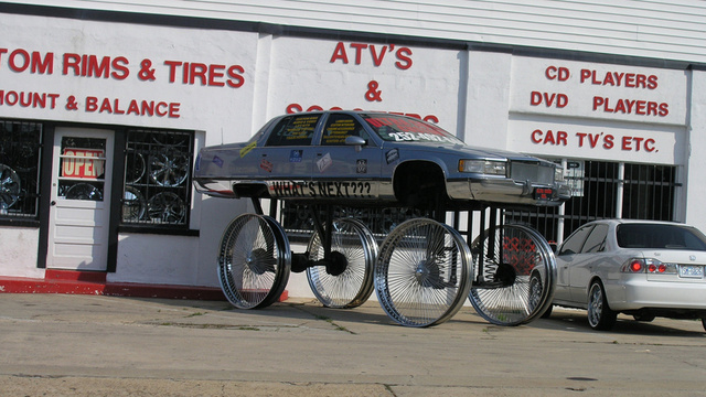 > Your Guide To The World�s Most Hated Car Culture: Donks - Photo posted in Whipz 'n Stereos (vehicles, sound systems) | Sign in and leave a comment below!