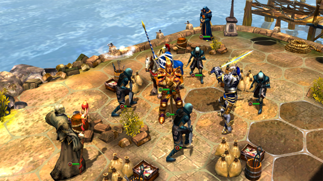 King's Bounty: Legions Makes a Strategic Move to Android