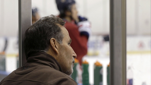 Who's Happiest The NHL Lockout Is Over? John Tortorella's Wife.