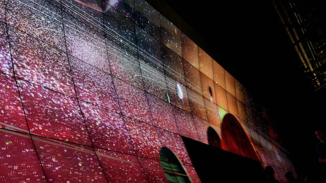 I Watched LG's Incredible 3D Video Wall Too Long, and Now I Can't Enjoy Real LIfe