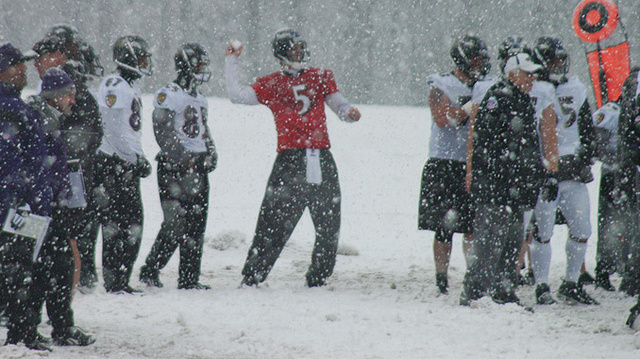 Cold Weather Football Is The Best: Answering All Your Questions About Today's 20° Below Freezing AFC Divisional Game