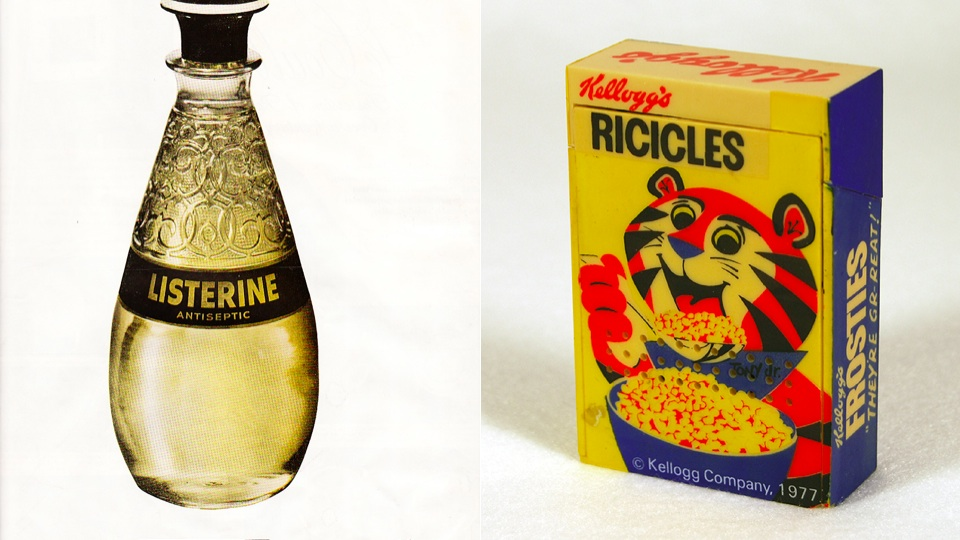 Vintage Packaging Of Famous Products Makes Me Want To Live In Yesterday on Famous Perfume Brands