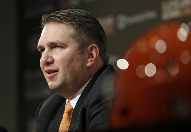 New Browns Head Coach Rob Chudzinski May Have The Clevelandest Surname In The NFL
