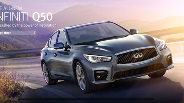 2014 Infiniti Q50: This Is It