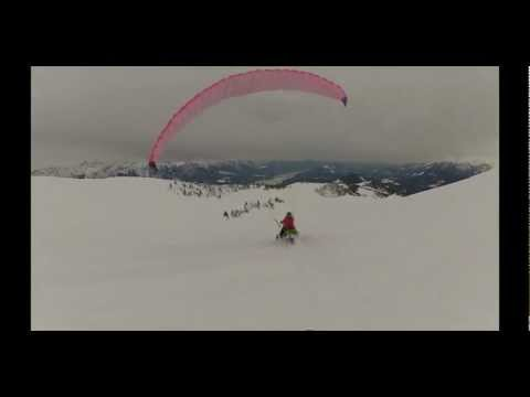 Click here to read Watch These Lunatics Use Parachutes To Fly Their Snowmobiles Around