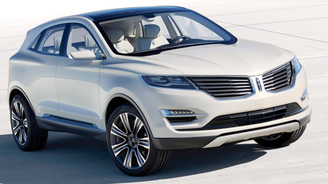 Click here to read Can The Lincoln MKC Concept Set The Brand On Fire?