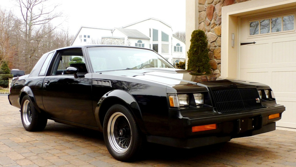 2015 Buick Grand National >> 2015 Buick Grand National And Gnx Two Storied Nameplates Return