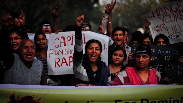 Sadly, Yet Another Woman Has Reportedly Been Gang-Raped on a Bus in India