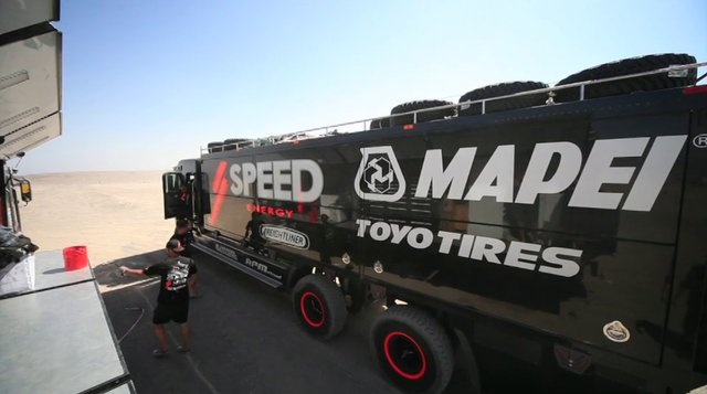 Click here to read Robby Gordon Flips In Dakar, Takes This Epic Video