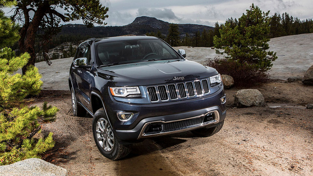 Click here to read 2014 Jeep Grand Cherokee: Bring The 30 MPG Diesel
