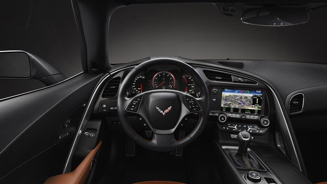 New Corvette: The Stingray Returns