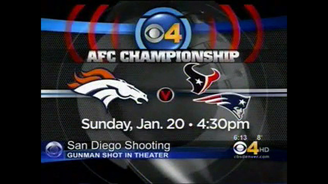 Denver's CBS Affiliate Seems Really Confused About Which Teams …