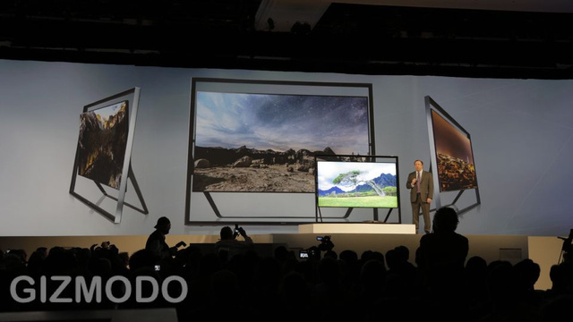 Click here to read The Price Tag on Samsung's Awesome 85-Inch 4K TV Will Make You Weep