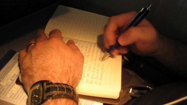 Click here to read Write Down Three Positive Things About Each Day, Every Day