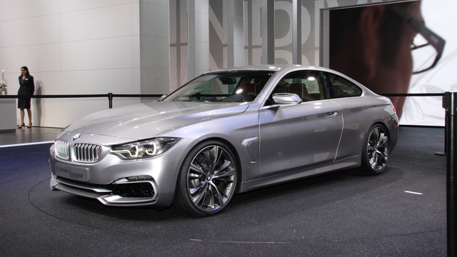 The BMW 4 Series Is A Big, Sexy, Beautiful Beast