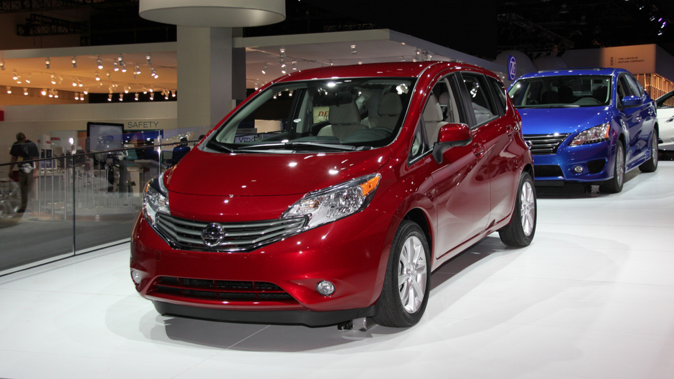 2014 Nissan Versa Note: The Wee Little Nissan With A Heart Of Discount