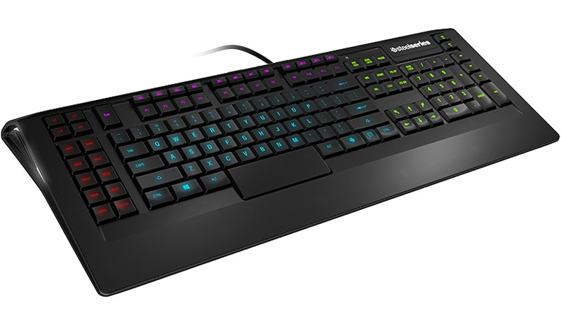 SteelSeries' New Keyboards Will Suggest Improved Gaming Layouts ...