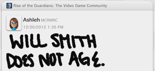 The Miiverse: A Place For Weird Questions, Weirder Answers.