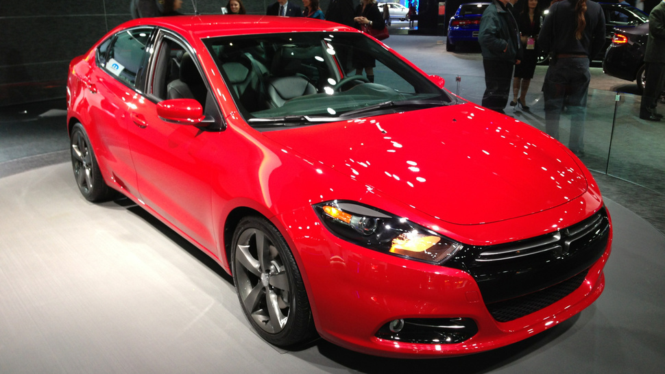 2014 dodge dart gt slightly more power for your grand touring needs. Black Bedroom Furniture Sets. Home Design Ideas