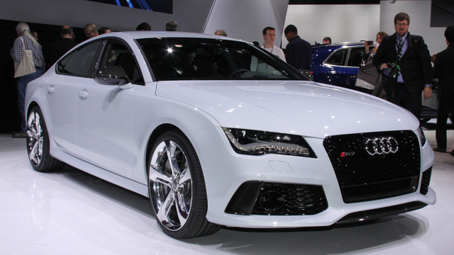 2014 Audi RS7: Someone Please Buy My Unneeded Organs