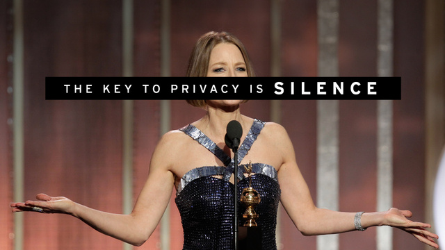 The Sheer Gall of Celebrities Demanding Privacy