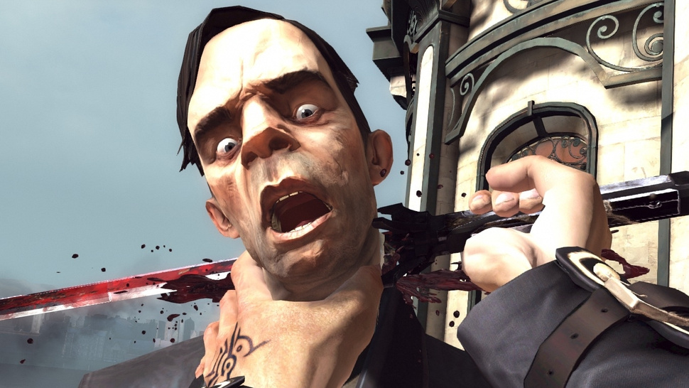 <em>Dishonored</em> Dev Says That Games Don't Create Violence, But They Don't Prevent It Either