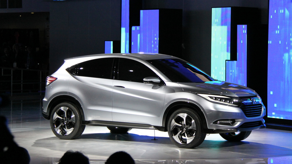 These Are All Of The Condescending Buzzwords Honda Used To Describe The Urban SUV Concept