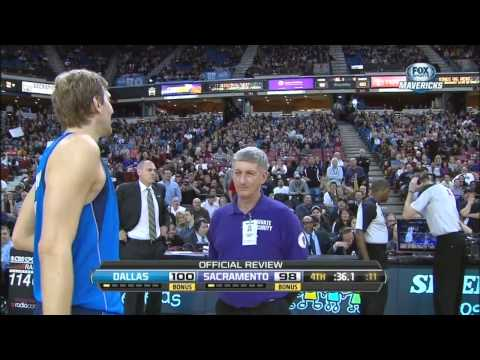 Dirk Nowitzki Tries To Crash A Video Review, Gets Stonewalled B…