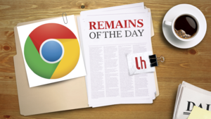 Remains of the Day: New Chrome Beta Brings Voice Commands to Web Apps