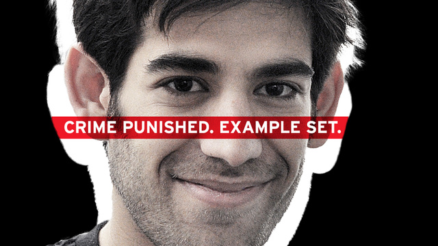 The Death of Aaron Swartz and the New Hacker Crackdown