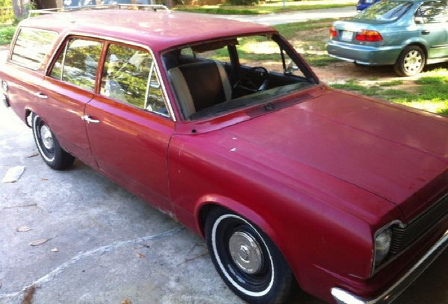 For $2,000, Be A Rambler-in Man (Or Woman)