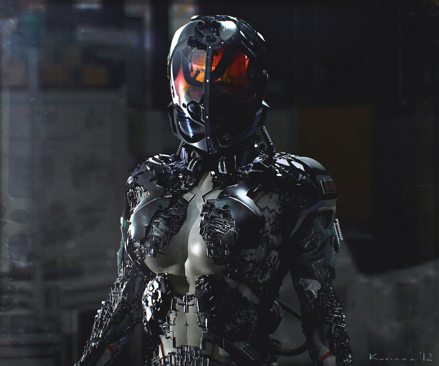 the incredible art of maciej kuciara who s worked on the