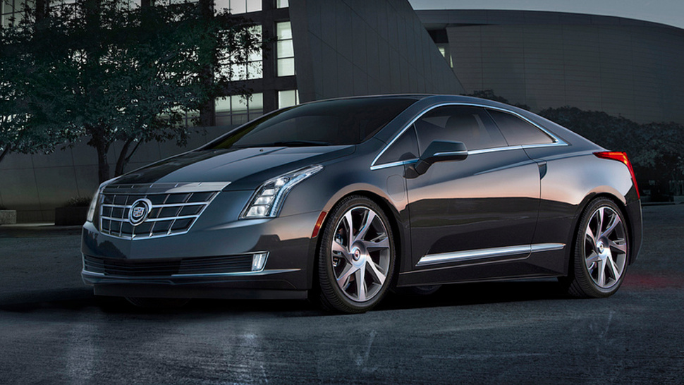 2014 Cadillac ELR: This Is What Happens When A Volt And An ATS Get Dirty