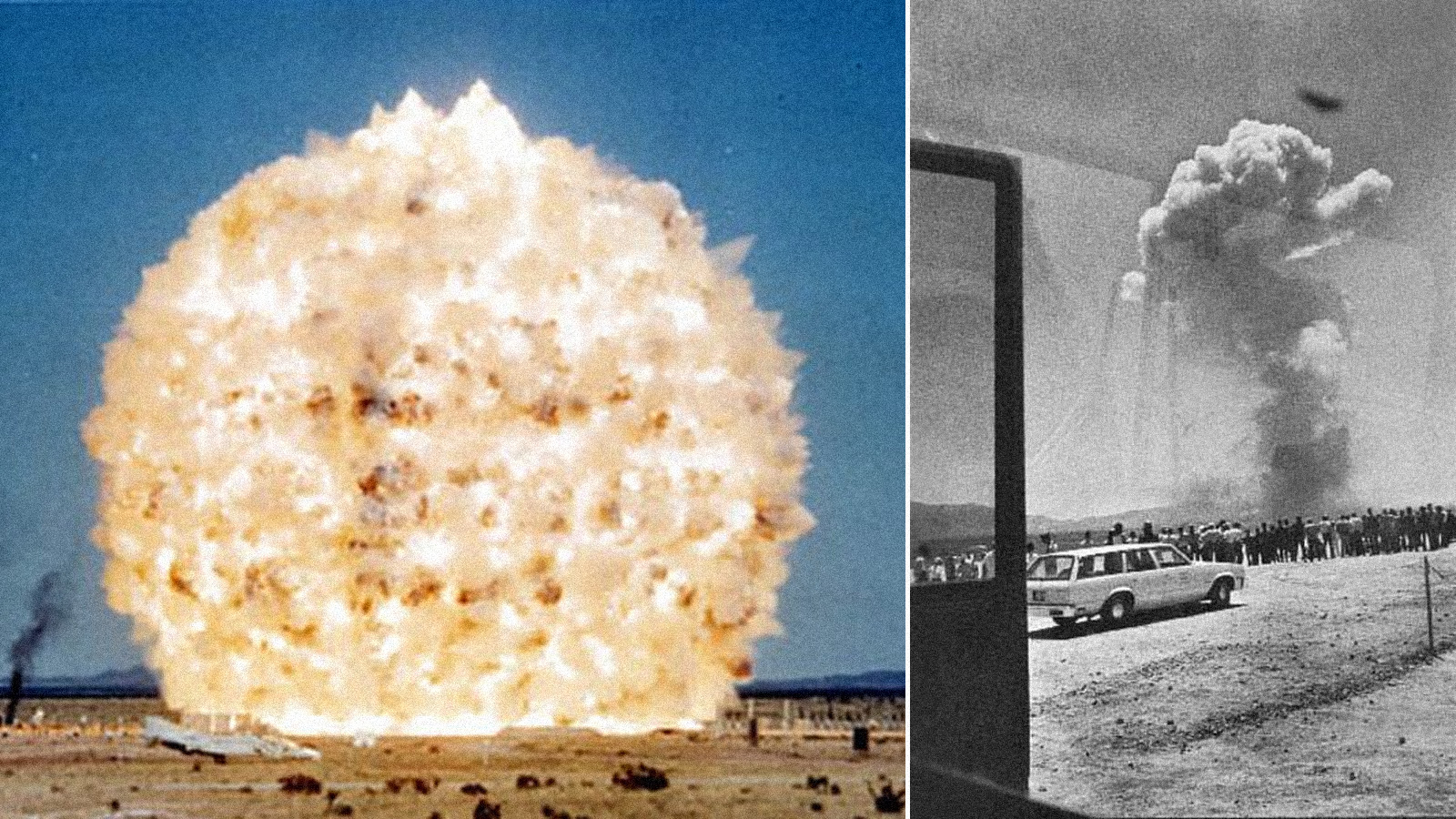 25 of the Deadliest Explosions Man Ever Made | schaparala