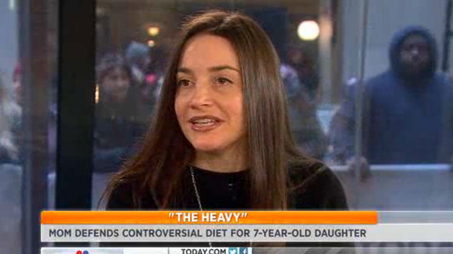 Mom Who Wrote About Putting 7-Year-Old Daughter on Diet Now Promoting 'Heavy' Memoir
