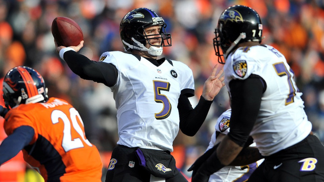 Joe Flacco, The Big-Armed Oaf Who Saved Baltimore