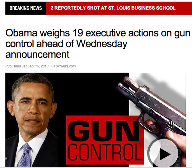 Another School Shooting Reported As President Obama