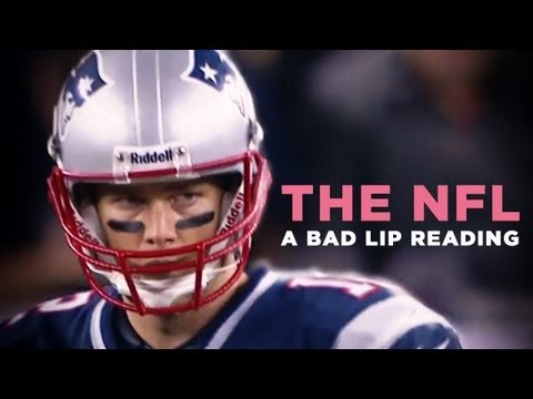 The NFL Is Pretty Damn Funny When Subjected To Some Bad Lip Rea…