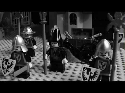 Click here to read <em>Castlevania</em> Fan Film Is 146 Minutes Long. Oh, And It's Made Of LEGO.