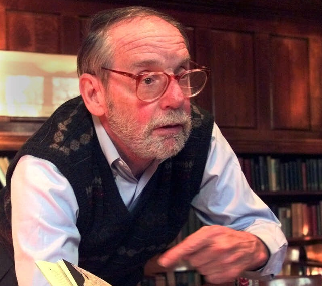 The New Yorker Will Publish Anything John McPhee Writes, No Matter How Tedious
