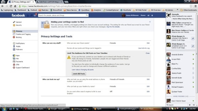 3 Privacy Settings You Must Change Before Using Facebook Graph Search