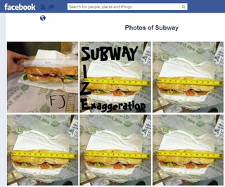 Angry Sandwich Lovers Demand to Know Why Subway's Footlong is an Inch Shorter Than Advertised