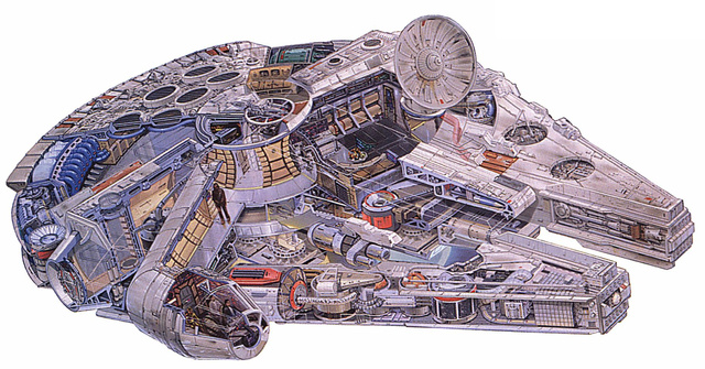 The Great Millennium Falcon Second-Shooter Conspiracy