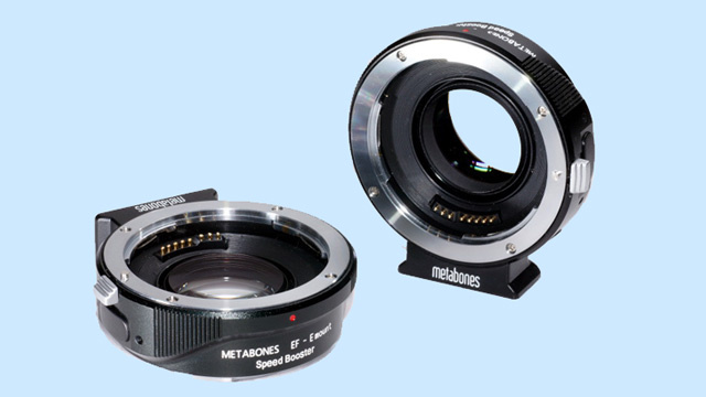 This Lens Adapter Will Make Your Sony NEX Cam Even Sweeter