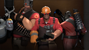 Mouse And Keyboard? Pfft. How About The Possibility Of Team Fortress 2 On Virtual Reality Goggles?