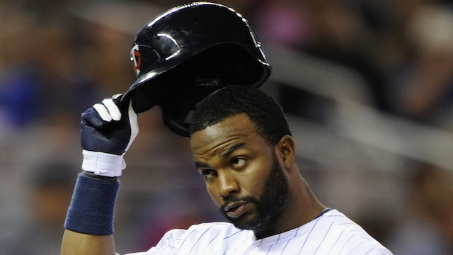 Those Goddamn Sandy Hook Truthers Got Their Hooks In Denard Span
