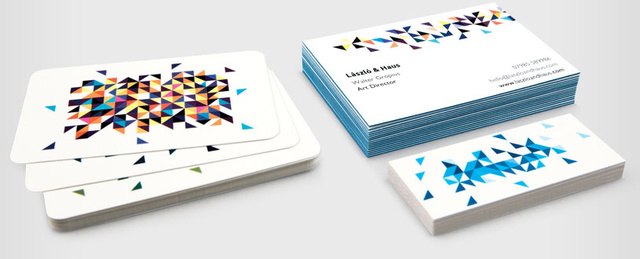 Design Some Awesome Business Cards This Weekend